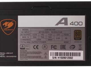 Блок питания Cougar A 400W [A400]