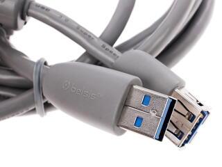 Кабель удлинительный Belsis USB - USB