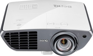 Проектор BenQ W3000 белый