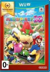 Игра для Wii U Mario Party 10