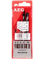 Набор сверл AEG 4932-3670 59