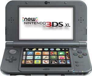 Портативная игровая консоль NEW Nintendo 3DS XL