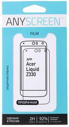 """4.5""""  Пленка защитная для смартфона Acer Liquid Z330"""