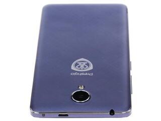 "5.5"" Смартфон Prestigio Grace S5 LTE 8 ГБ голубой"