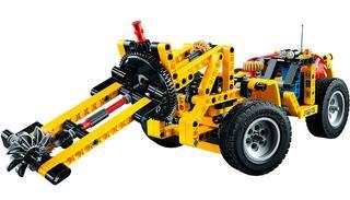 Конструктор LEGO Technic Карьерный погрузчик 42049