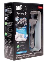 Электробритва Braun 3045s Wet&Dry Series 3