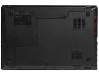 """15.6"""" Ноутбук DEXP Atlas H158 черный"""