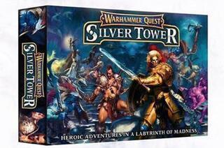 Игра настольная Warhammer Quest: Silver Tower