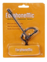 Моногарнитура EarphoneMic XTY-18
