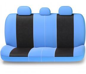 Чехлы на сиденье AUTOPROFI GLAMOUR GLM-1105 синий