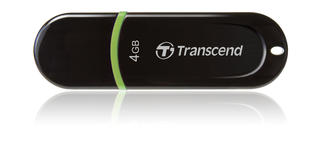 Память USB Flash Transcend JetFlash 300/330 4 Гб