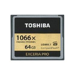 Карта памяти Toshiba EXCERIA PRO C501 Compact Flash 64 Гб