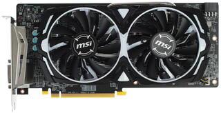 Видеокарта MSI AMD Radeon RX 480 ARMOR OC [RX 480 ARMOR 8G OC]