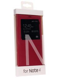 Чехол-книжка  Remax для смартфона Samsung Galaxy Note 4