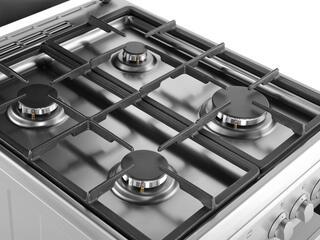 Газовая плита Gorenje G 51103 AX серебристый