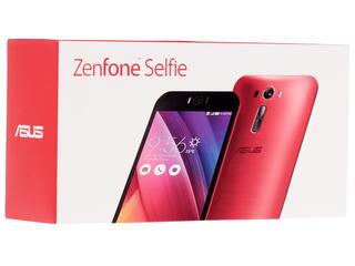 """5.5"""" Смартфон ASUS ZenFone Selfie ZD551KL 16 ГБ красный"""
