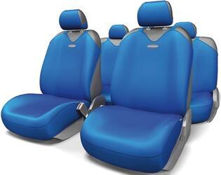 Чехлы на сиденье AUTOPROFI R-1 SPORT PLUS R-902P синий