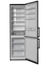 Холодильник с морозильником LG GA-489YMCZ серый