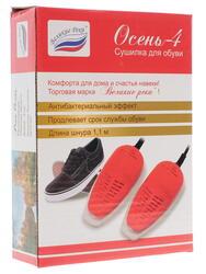 Электрическая сушилка для обуви Великие Реки Осень-4