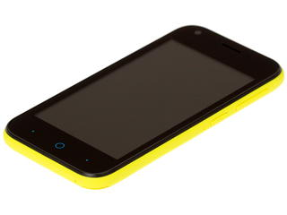 "4"" Смартфон ZTE Blade L110 8 ГБ желтый"