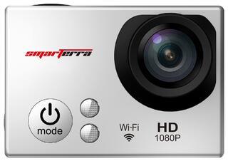 Экшн видеокамера Smarterra W3 серебристый