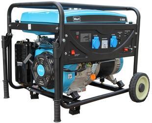 Бензиновый электрогенератор Wert G 8000