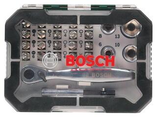 Набор сверл и насадок-бит Bosch 2607017322