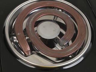 Плитка электрическая ЗЛАТА 114Т черный