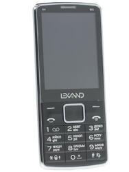 Сотовый телефон LEXAND A4 Big черный