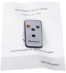 Увлажнитель воздуха Rolsen RAH-780R