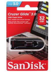 Память USB Flash SanDisk Cruzer Glide 32 Гб
