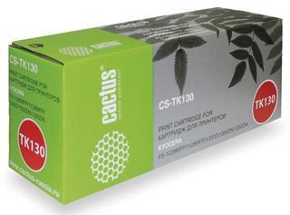 Картридж лазерный Cactus CS-TK130
