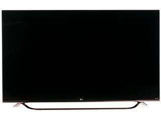 "55"" (139 см)  LED-телевизор LG 55UF860V черный"