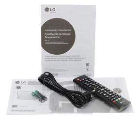 "55"" (139 см)  LED-телевизор LG 55UH605V черный"