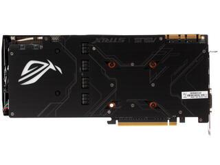 Видеокарта ASUS GeForce GTX 1080 STRIX OC [STRIX-GTX1080-O8G-GAMING]