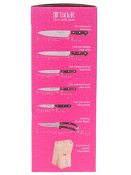 Набор ножей Taller TR-2001