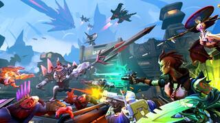 Игра для ПК Battleborn