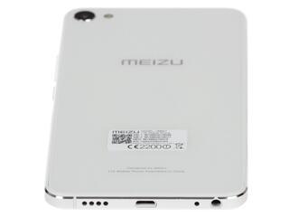 """5.5"""" Смартфон Meizu U20 32 ГБ белый"""