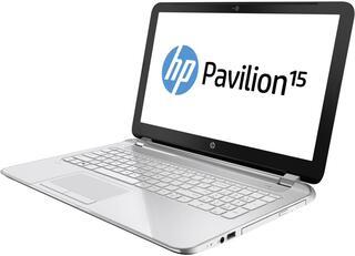 """15.6"""" Ноутбук HP Pavilion 15-n215sr белый"""