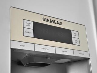 Холодильник Siemens KF91NPJ10R серебристый