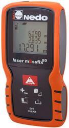 Лазерный дальномер NEDO laser mEssfix 80