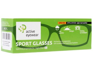 Очки защитные SP Glasses AD058 premium