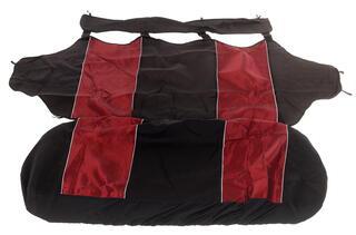 Чехлы на сиденье AUTOPROFI CARBON PLUS CRB-902P черный