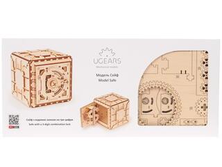 "Конструктор 3D-пазл Ugears - ""Сейф"""