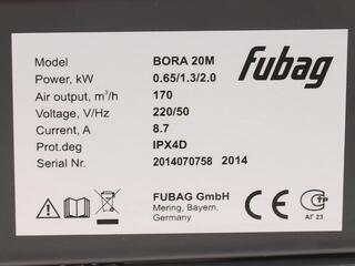 Тепловая пушка электрическая Fubag BORA 20 M