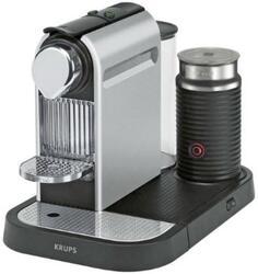 Кофемашина Krups Nespresso XN7102 CitiZ серебристый