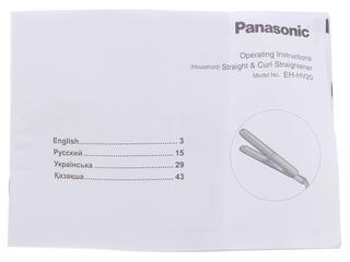 Выпрямитель для волос Panasonic EH-HV20-K865