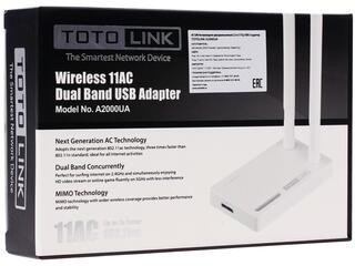 Wi-Fi  адаптер TOTOLINK A2000UA