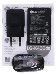 "5.3"" Смартфон LG K430 K10 LTE 16 Гб серый"