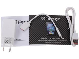 "8"" Планшет Prestigio MultiPad Visconte Quad 3GK 16 Гб + Dock 3G белый"